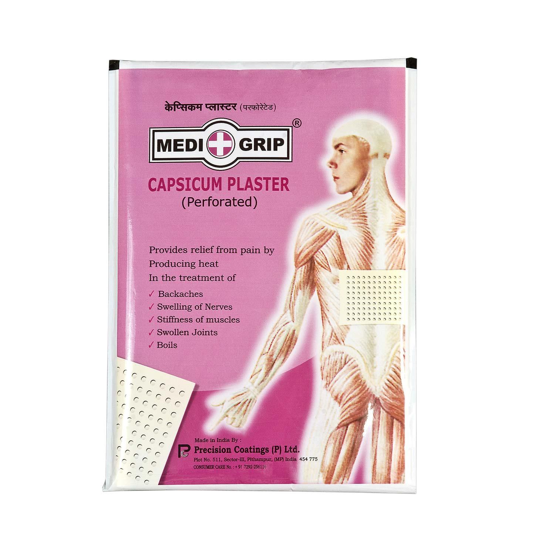 Medigrip Capsicum Plaster